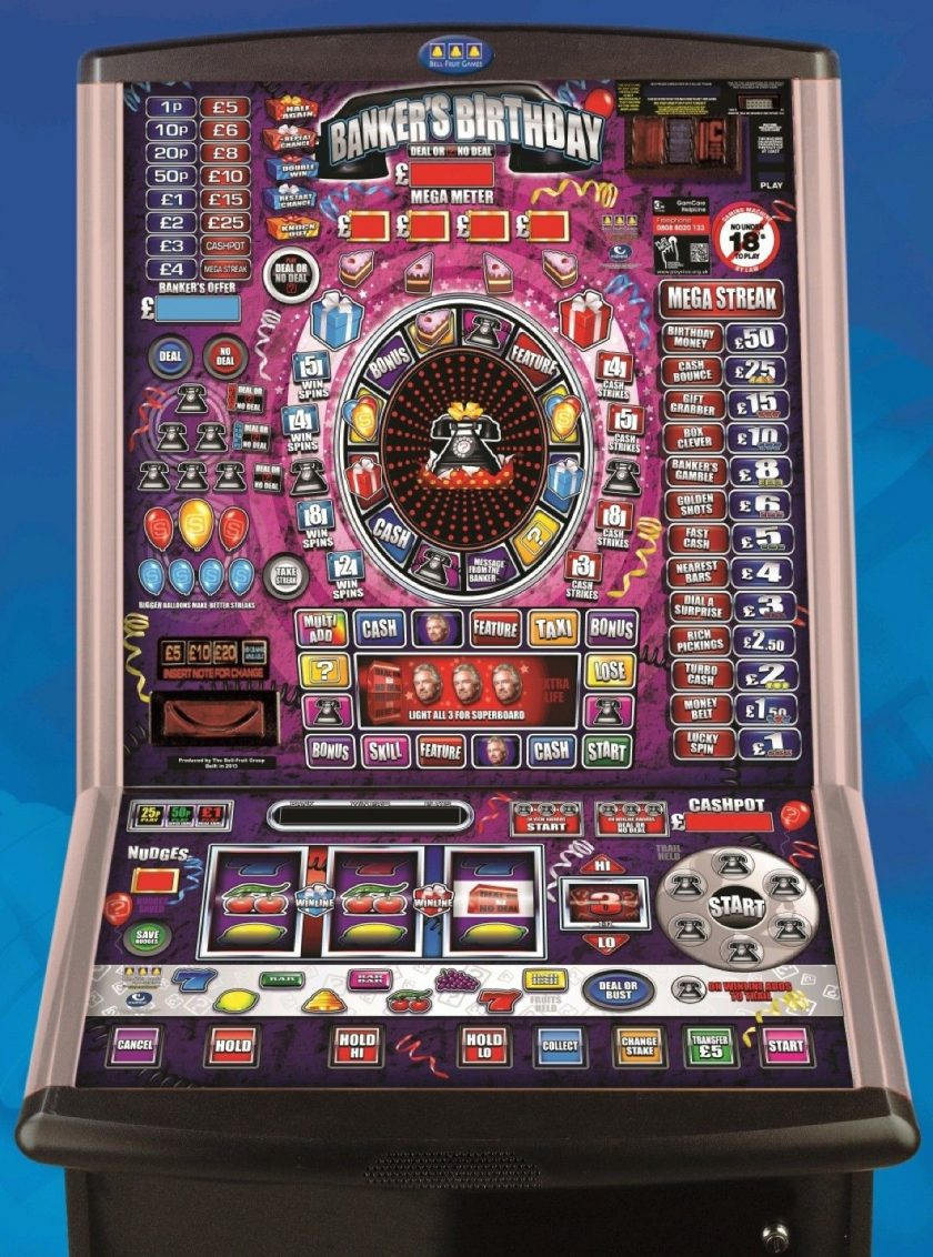Free Online Deal Or No Deal Slot Machine Game