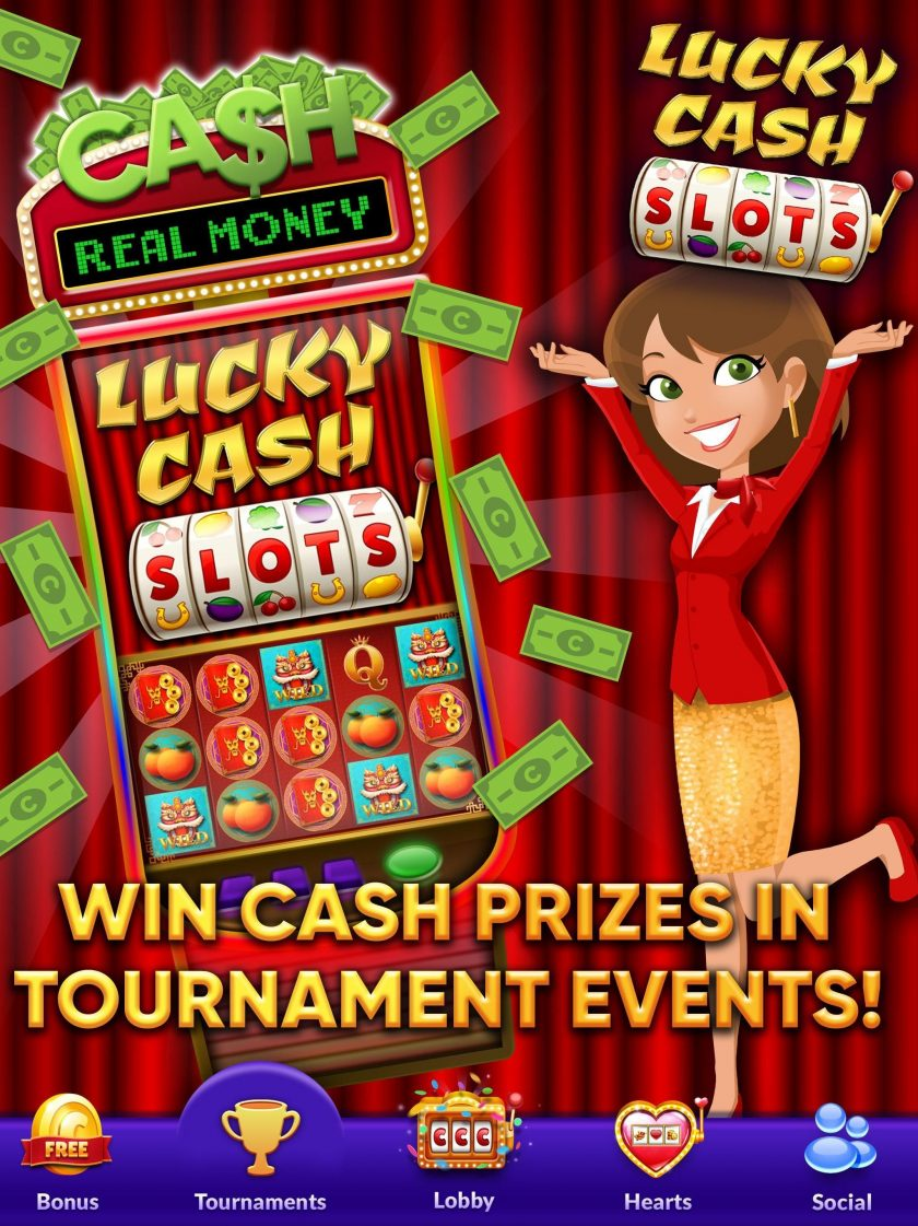 Play Slots Online For Cash