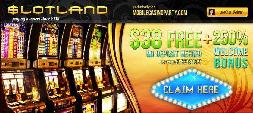 Free Online Slot Machine Games For Real Money
